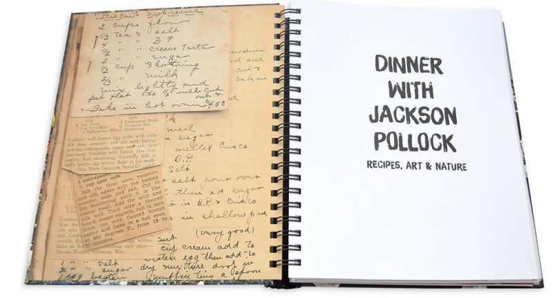 Los Coffe Table Books que no te puedes perder - coffee-table-books-dinner-with-jackson-polock-1024x553