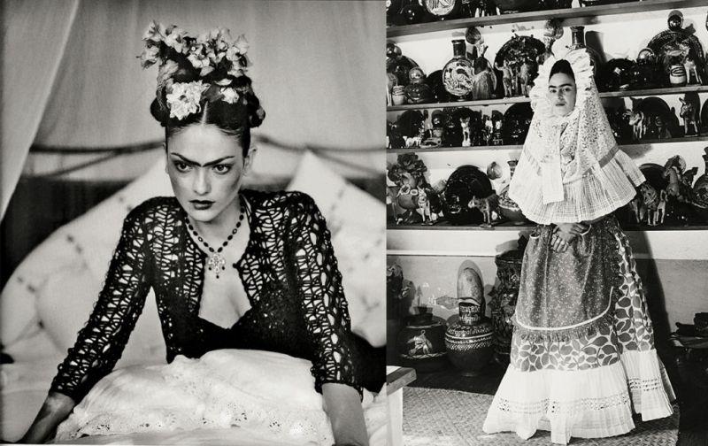 #HOTbooks. Frida: La Moda Como el Arte de Ser, un increíble libro de Frida Kahlo. - frida-kahlo-foto5