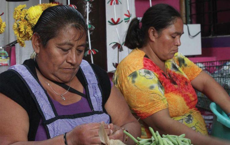 Norma Romero. Las Patronas - las-patronas-foto3