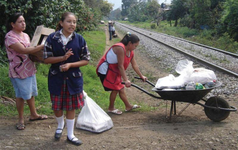 Norma Romero. Las Patronas - las-patronas-foto6