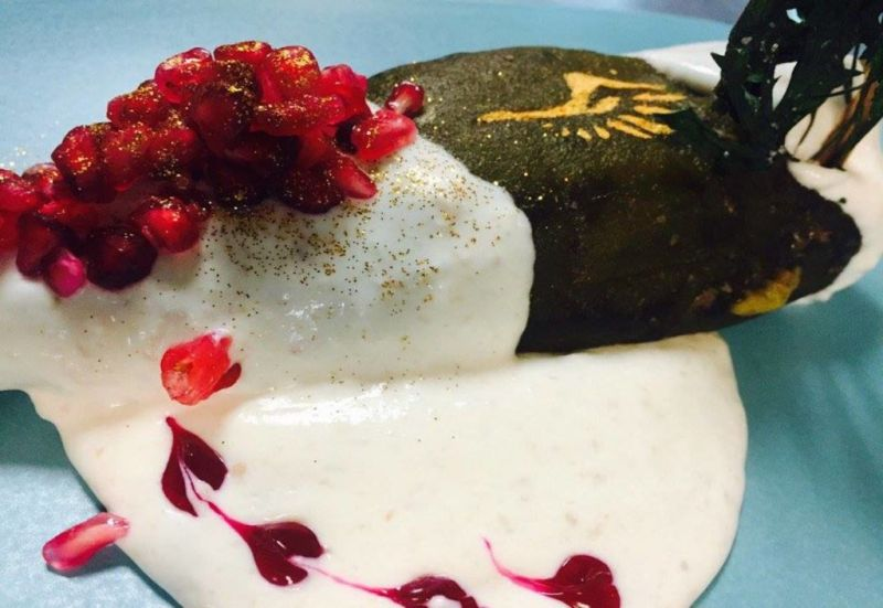 7 restaurantes para disfrutar de los mejores chiles en nogada - 7.-dulce-patria