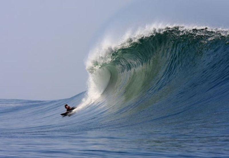 Las mejores playas para surfear en México - boca-de-pascuales