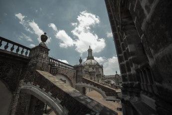 Un viaje al campanario de la Catedral de México - Campanario 5