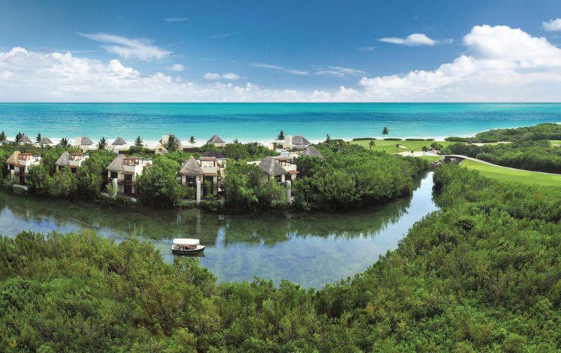 Fairmont Mayakoba, exclusividad y naturaleza en la Riviera Maya - fairmont-mayakoba-4