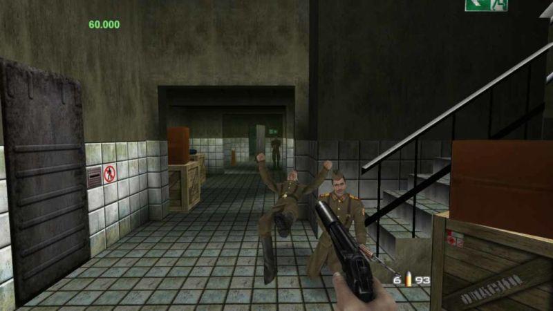Los mejores videojuegos de los noventas. - 4.-Golden-Eye-007
