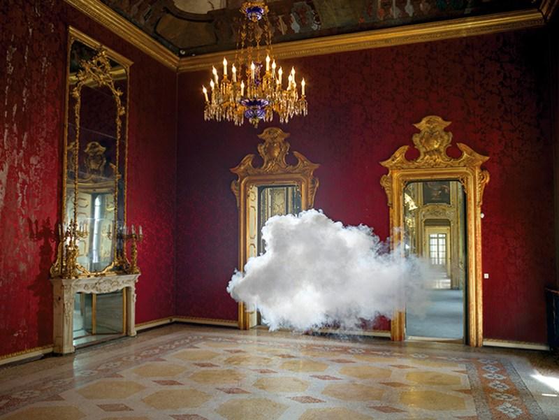 Berndnaut Smilde: El artista holandés que juega con límites entre realidad y ficción - Berndnaut-Smilde-Nimbus-Litta-2013-Courtesy-the-artist-and-Ronchini-Gallery-2