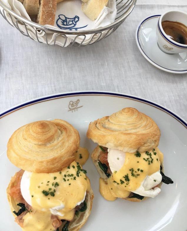 Los mejores lugares para desayunar en la CDMX - Cipriani