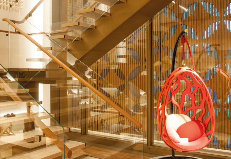 Materia un prestigioso despacho de arquitectura hotbook for Arquitectura materias
