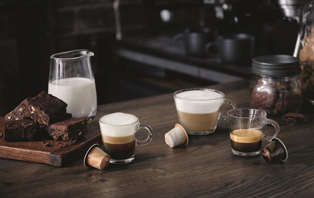 Nespresso Barista, nuevas capsulas con armonía de sabor - NESPRESSO BARISTA-PORTADA
