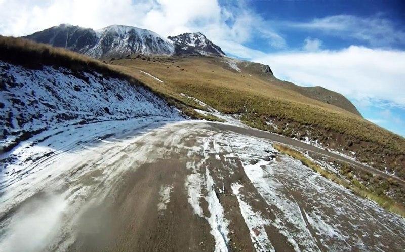 Las 10 actividades más extremas que puedes realizar en México - Actividades-extremas-ciclismo