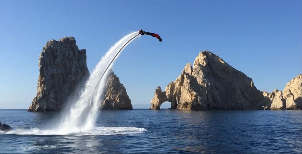 Las 10 actividades más extremas que puedes realizar en México - Actividades extremas - flyboard