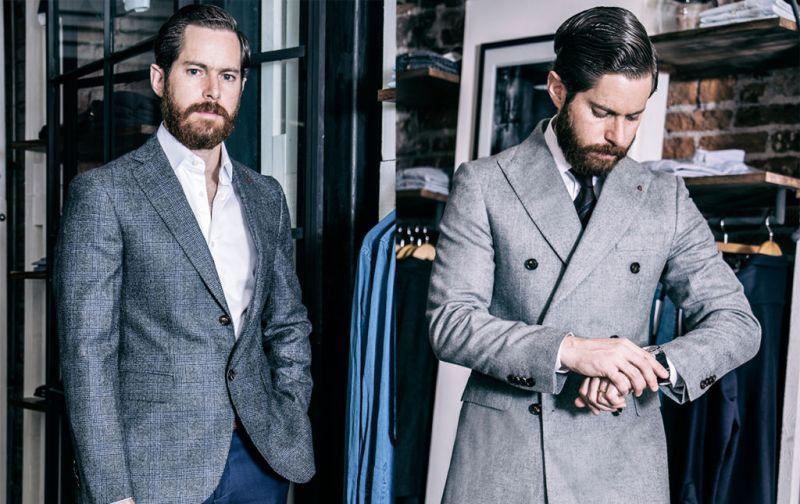 Baule Tailor Shop - Hombre-traje-Baule