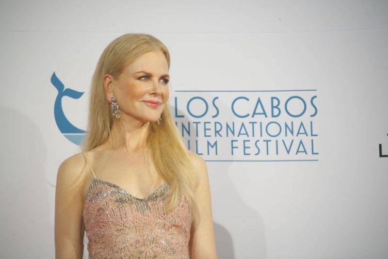 Los Cabos International Film Festival, una celebración al séptimo arte - Los-Cabos-Film-Festival-Nicole-Kidman
