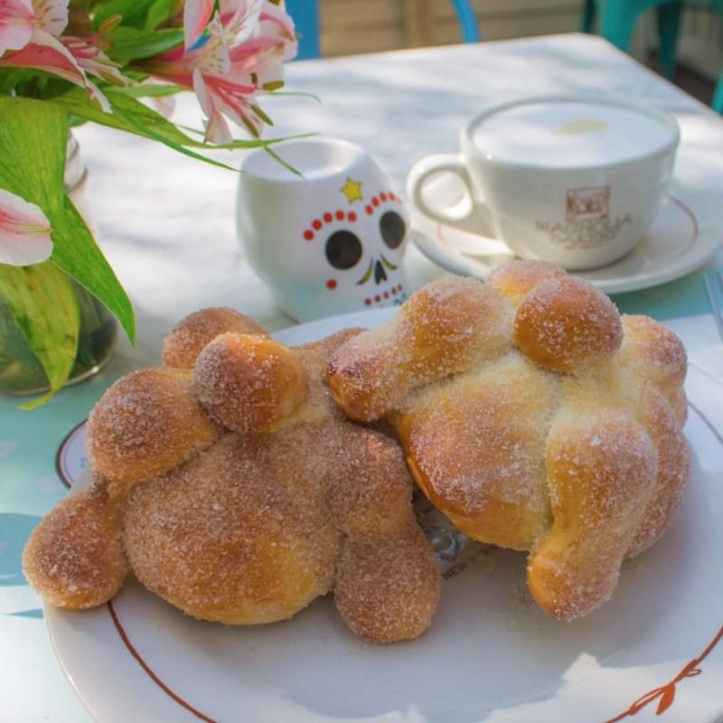 Los mejores panes de muerto en la CDMX. - Panes-de-muerto-CDMX-magnoliabakery