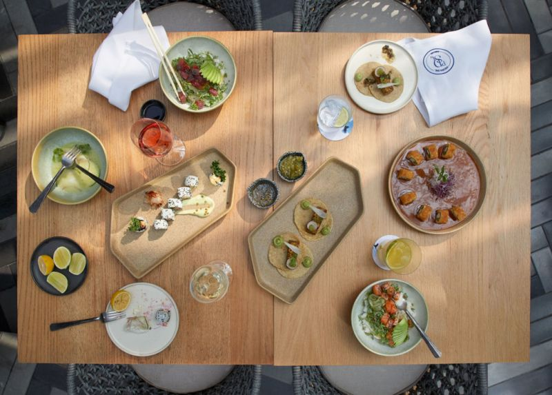 Llegan a Piedra Sal bowls y sushis by Tori Tori - Piedra-Sal-Mesa