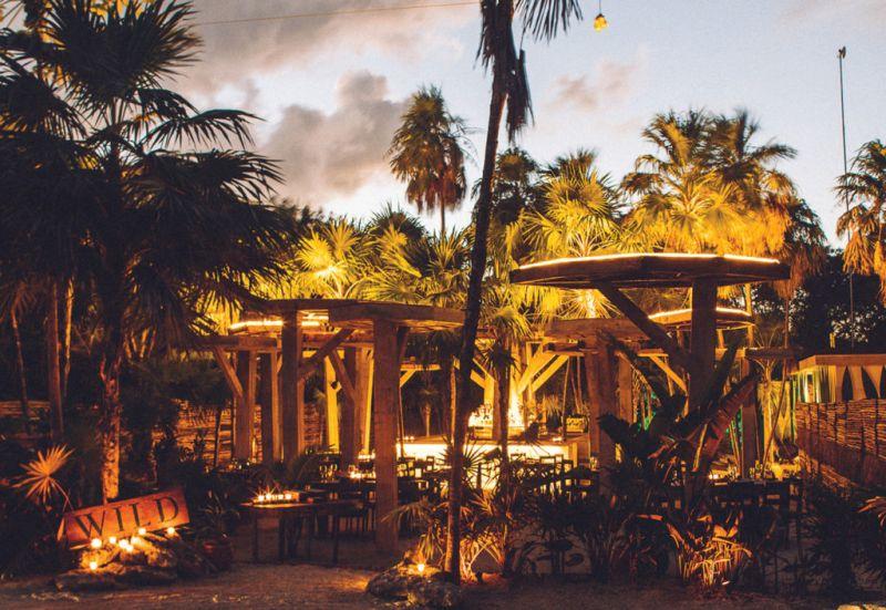 Wild Restaurant & Bar, la nueva joya gastronómica en Tulum - tulum_food_restaurant