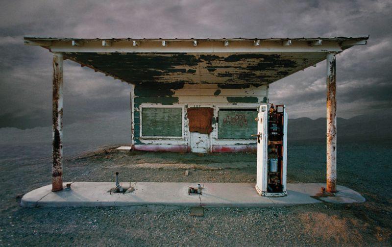 HOTphoto: Ed Freeman - Ed-Freeman-Abandon-Gas