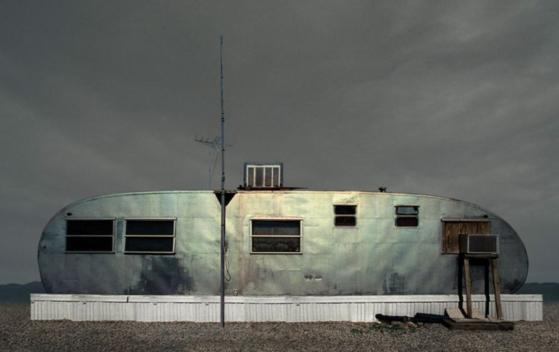 HOTphoto: Ed Freeman - Ed-Freeman-Airstream-Trailer