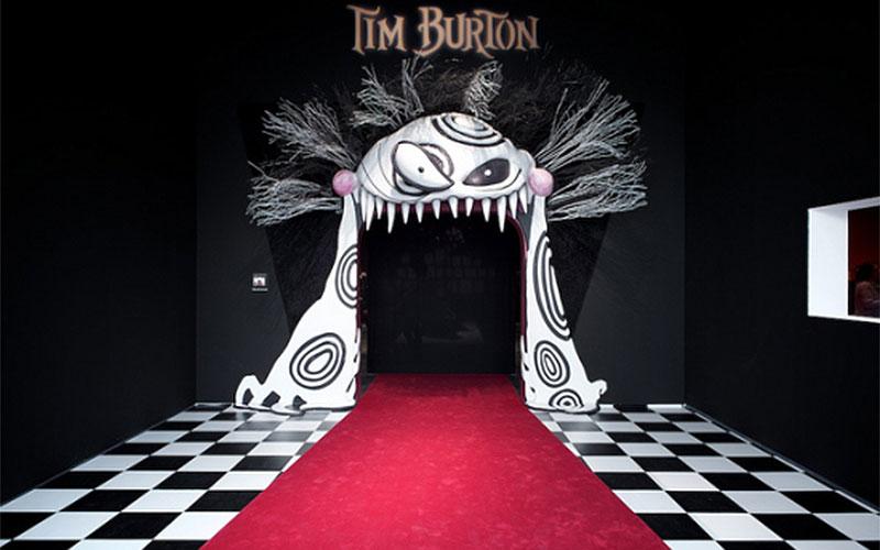 Recomendaciones para este fin de semana del 7 al 10 de diciembre - Expo-Tim-Burton