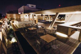 Fin de semana del 21 al 24 de diciembre - Malaquita Rooftop
