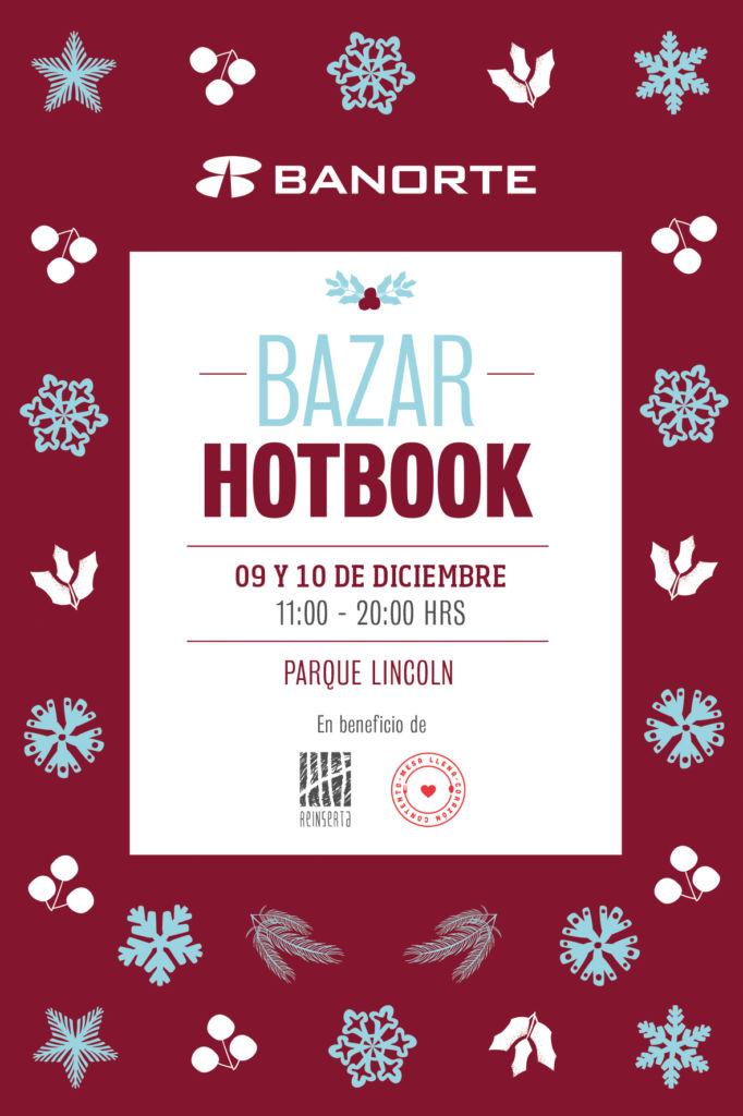 Recomendaciones para este fin de semana del 7 al 10 de diciembre - INVITACIÓN-BAZAR-2017-DICIEMBRE-1