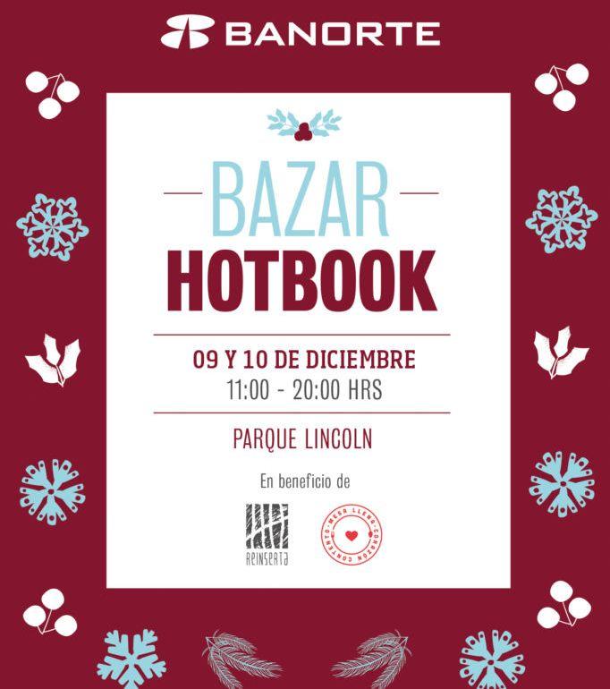 Recomendaciones para este fin de semana del 7 al 10 de diciembre - SAVE THE DATE-BAZAR 2017-DICIEMBRE