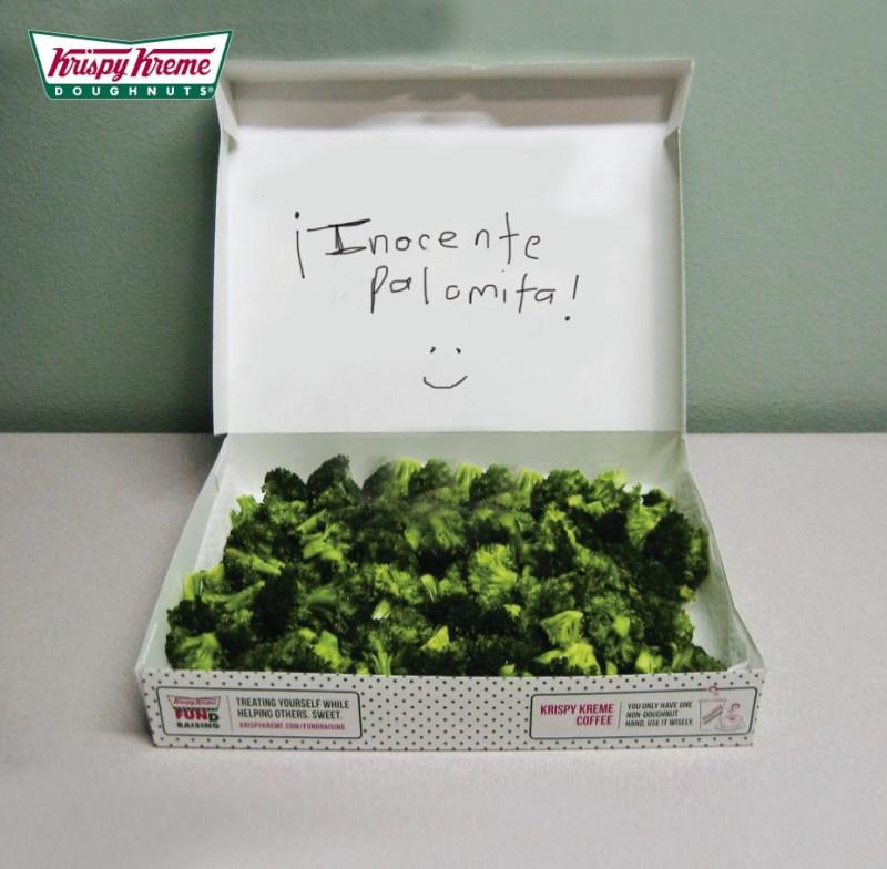 Algunas bromas del Día de los Inocentes - Krispy-Kreme-