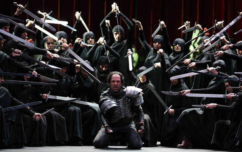 Edimburgo, 70 años de alta y baja cultura - Macbeth-Franco-Lannino
