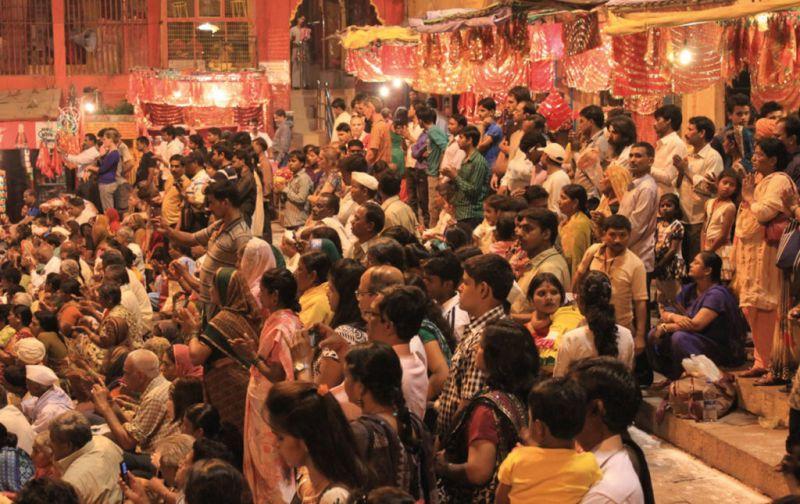 Rituales Religiosos, quien pierde su fe no puede perder nada más. - Rituales-religiosos-Festival-India