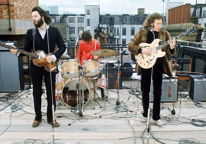 Algunos de los mejores conciertos de todos los tiempos - Mejores-conciertos-The-Beatles-1969