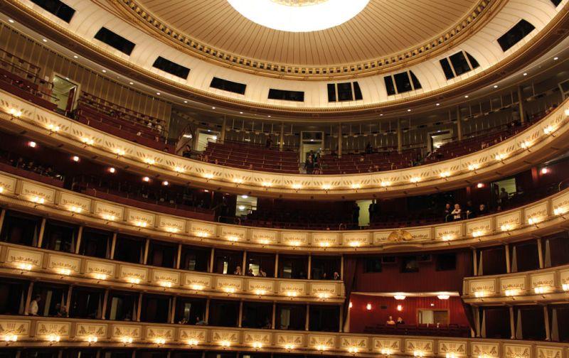 48 horas en Viena - opera