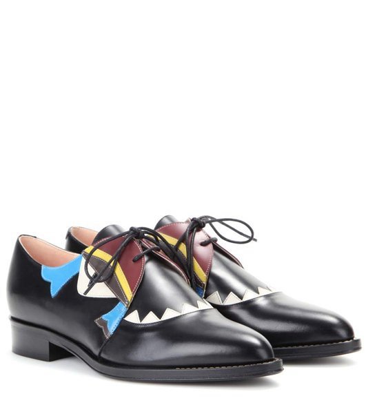 Los zapatos más cool para esta temporada - 5.-Derby-Shoes-Fendi