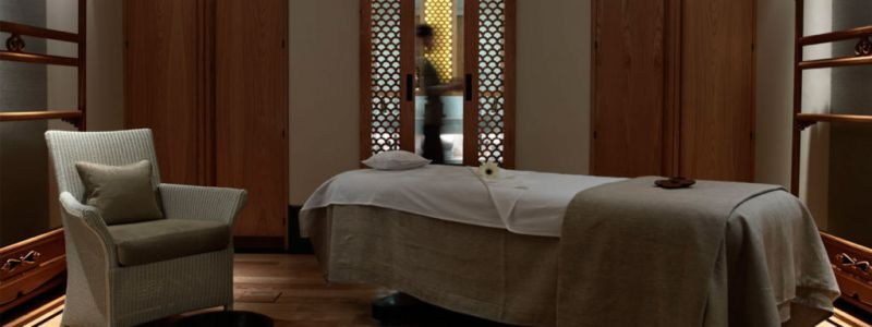 The Connaught, un hotel que refleja tradición inglesa. - 6.-Aman-Spa-