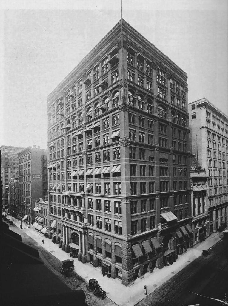 Las estructuras arquitectónicas más cool del mundo - 7.-Home-Insurance-Building-Chicago-