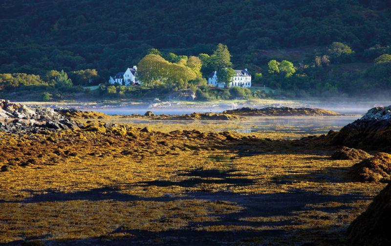 Isle of Skye - kinloch-lodge