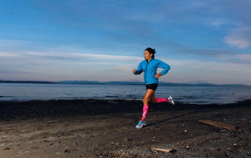 Norma Bastidas - runner