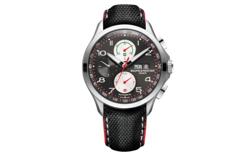 Clifton Club México. Un reloj en honor a la selección mexicana - BAUME-ET-MERCIER-4