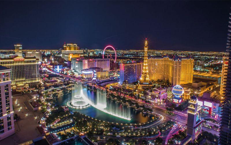 48 Horas en Las Vegas - LAS-VEGAS-STRIP