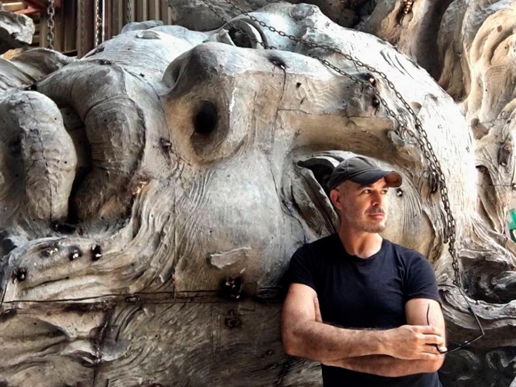Artista del mes: Javier Marín - Portada Javier Marín