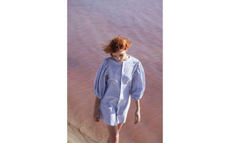 Shinae Park. Siluetas minimalistas para la mujer mexicana. - SHINAE-PARK-1