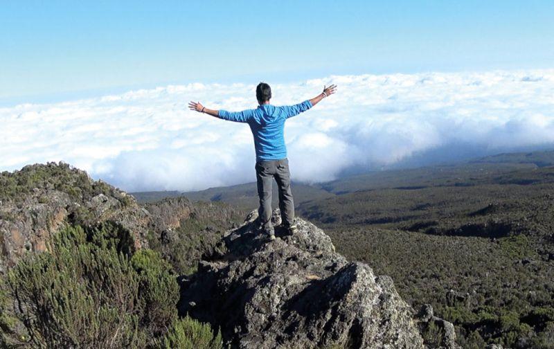 Augusto Valverde Hotguide - kilimanjaro