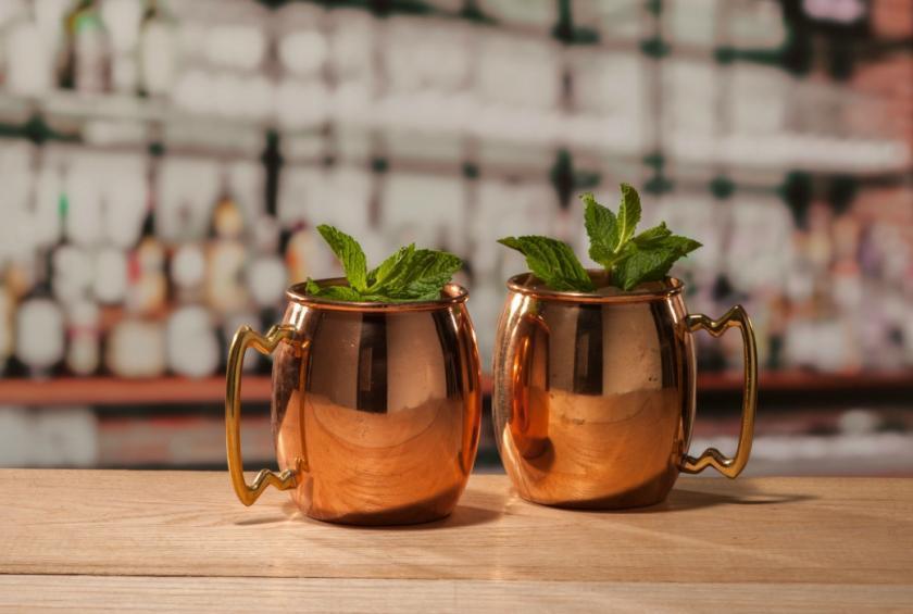5 cocteles para celebrar el Día del Tequila - mexican_mule