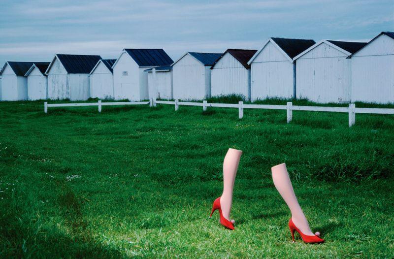 Guy Bourdin, fotógrafo de oportunidades - photography_guy_bourdin_feet_heels
