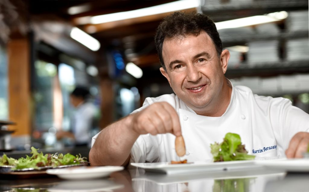 Nuestro chef del mes: Martín Berasategui y sus ocho estrellas Michelin - 04. Martin Berasategui portada