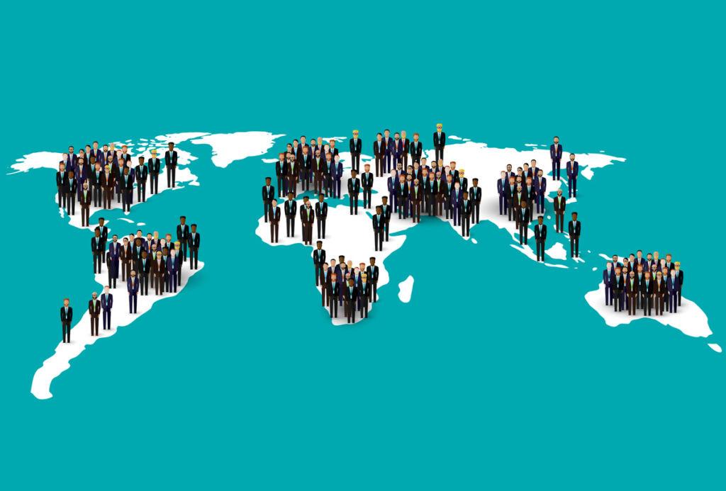 La sobrepoblación mundial: un problema real - 1. Sobrepoblación mundial Portada