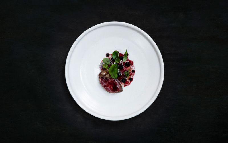 Aska; Suecia y Nueva York en reunión - Dry-Aged-Beef