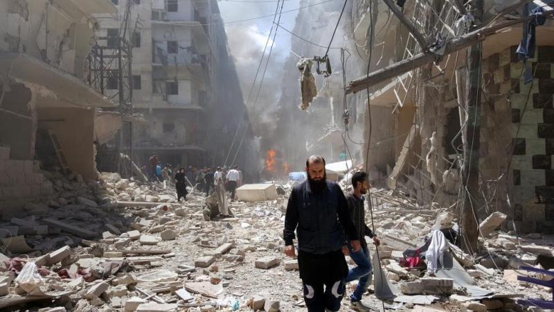 Cinco datos que debes saber para entender la guerra en Siria - Guerra-en-Siria.-PORTADA