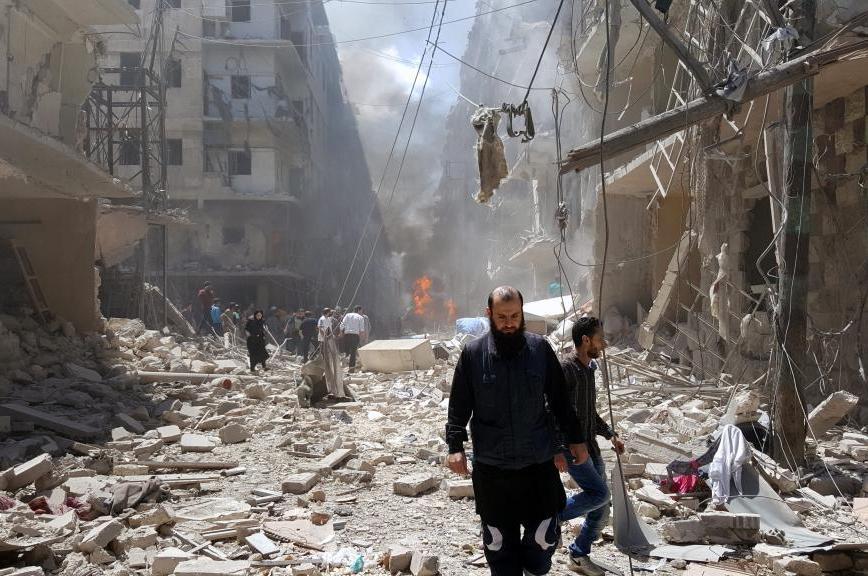 Cinco datos que debes saber para entender la guerra en Siria - Guerra en Siria. PORTADA
