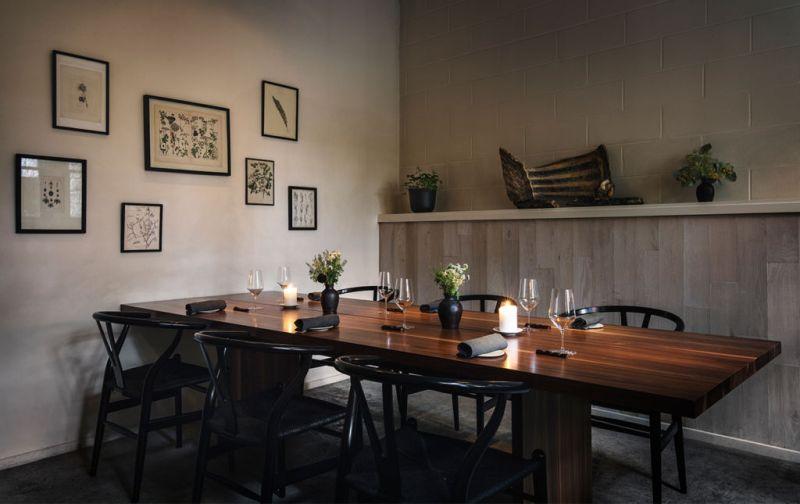 Aska; Suecia y Nueva York en reunión - Private-Dinning-room
