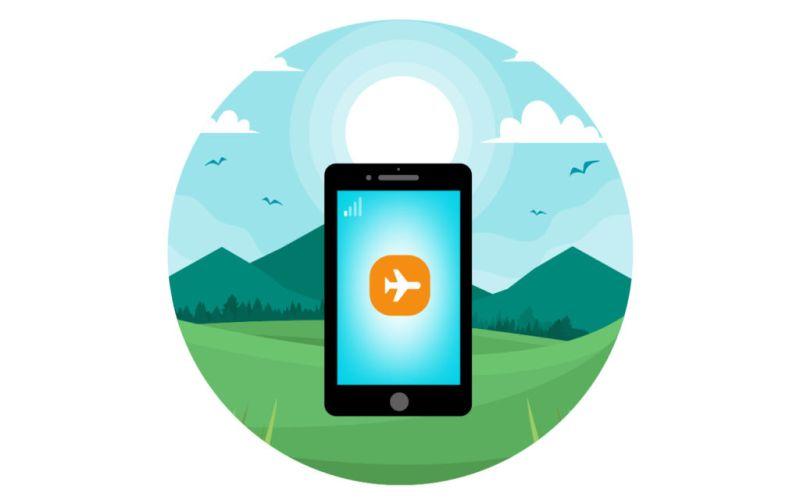 Tips para usar tu celular de forma sana - TIP-3